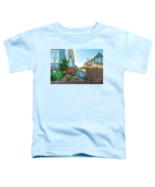 Commercial St. #4 Toddler T-Shirt