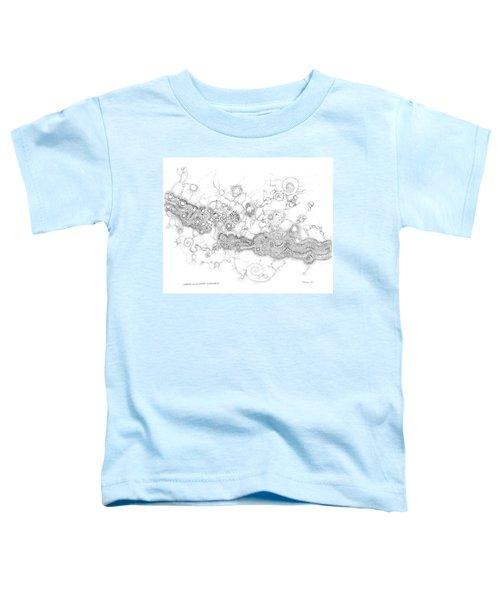 Complex Fluid  Toddler T-Shirt