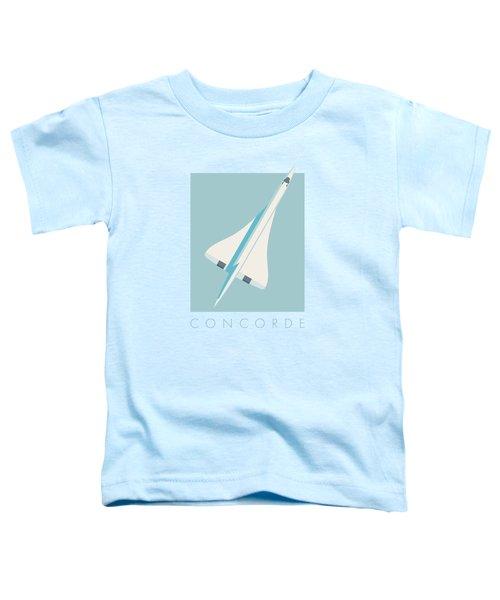 Concorde Jet Airliner - Sky Toddler T-Shirt