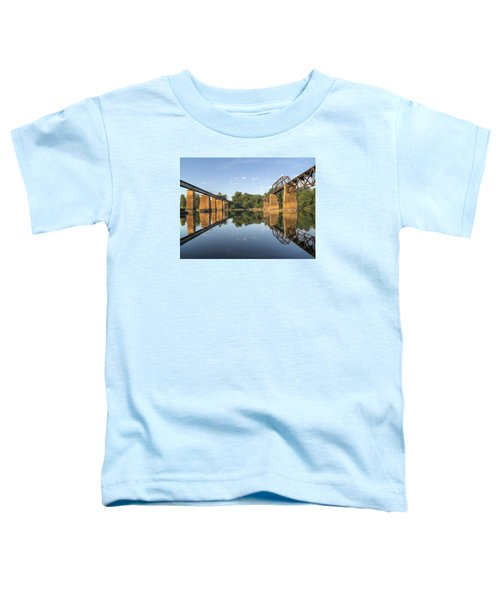 Congaree River Rr Trestles - 1 Toddler T-Shirt
