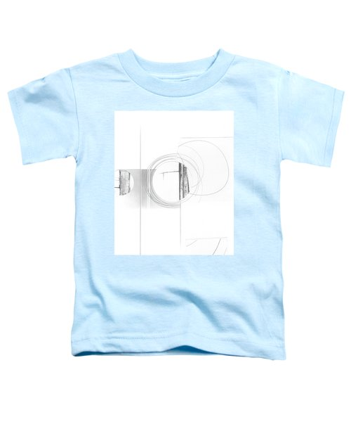Construction No. 4 Toddler T-Shirt