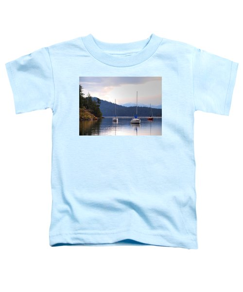 Cooper's Cove 1 Toddler T-Shirt