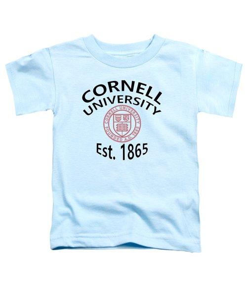 Cornell University Est 1865 Toddler T-Shirt