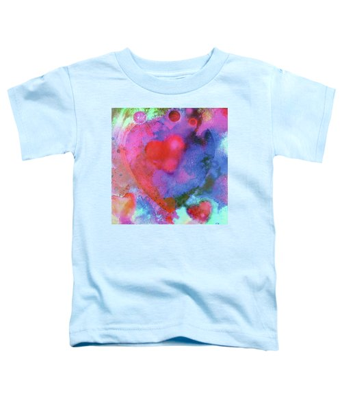 Cosmic Love Toddler T-Shirt