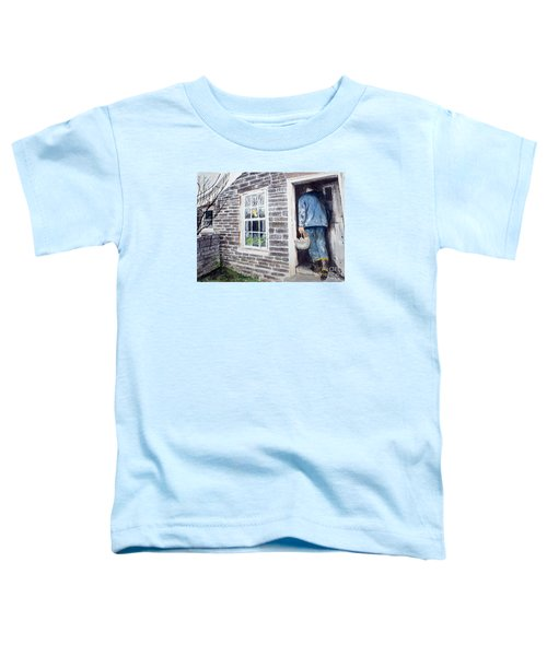 Country Breakfast Toddler T-Shirt