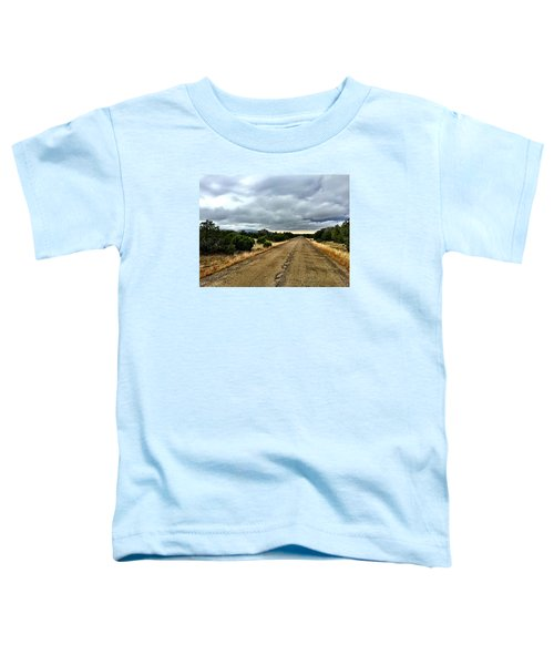 County Road Toddler T-Shirt