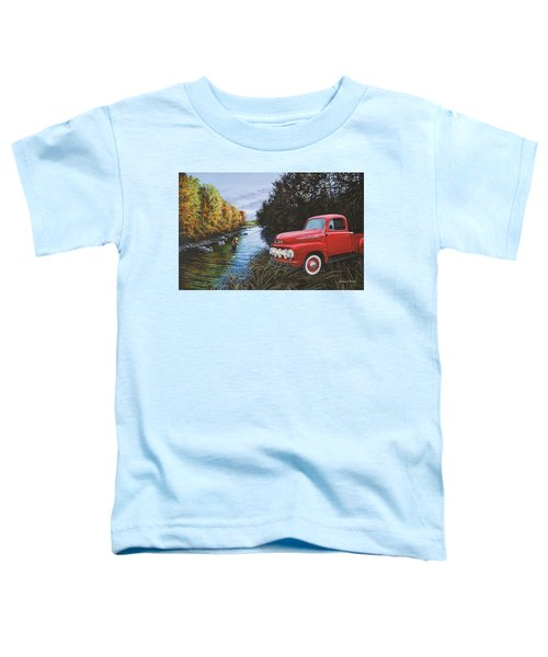 Couple Of Old Timers Toddler T-Shirt