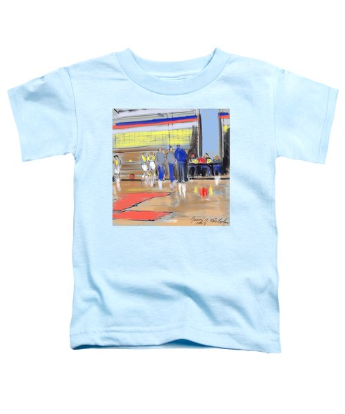 Court Side Conference Toddler T-Shirt