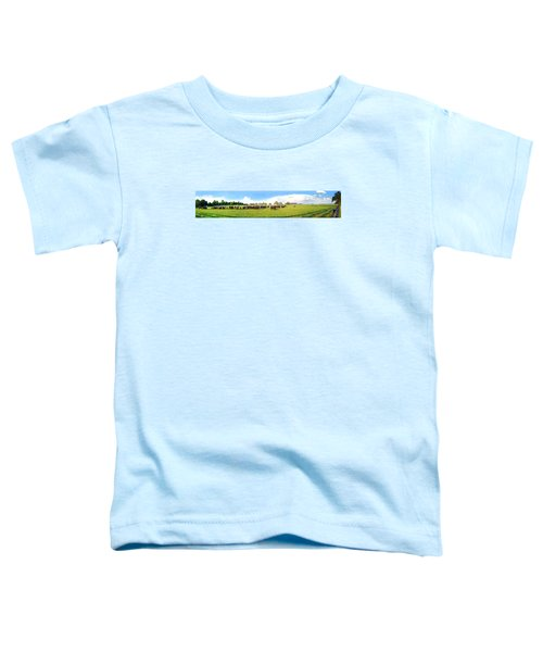 Cow Expance Toddler T-Shirt