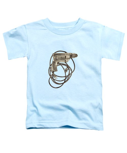 Craftsman Drill Motor Back Side Toddler T-Shirt