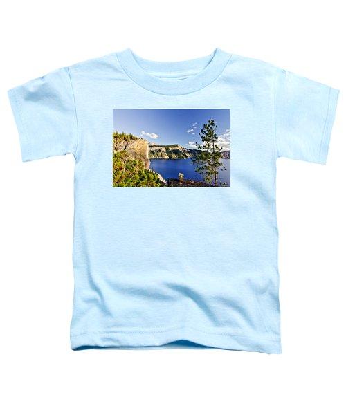 Crater Lake II Toddler T-Shirt