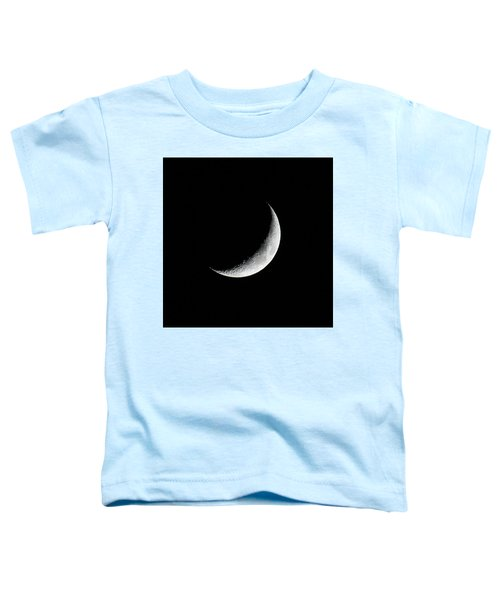 Crescent Moon Toddler T-Shirt