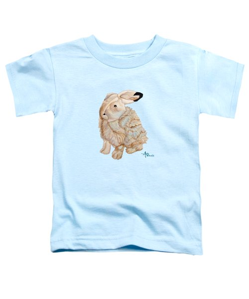Cuddly Arctic Hare II Toddler T-Shirt