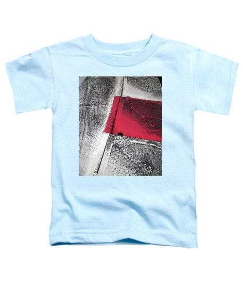 Curbs At The Canadian Formula 1 Grand Prix Toddler T-Shirt