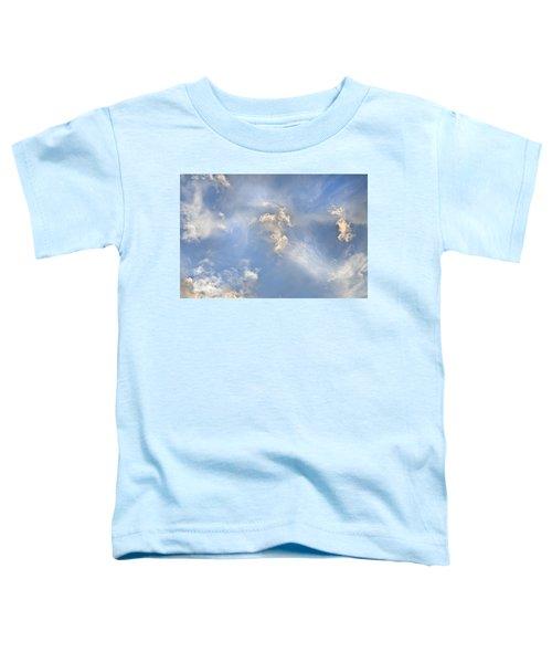 Dancing Clouds Toddler T-Shirt