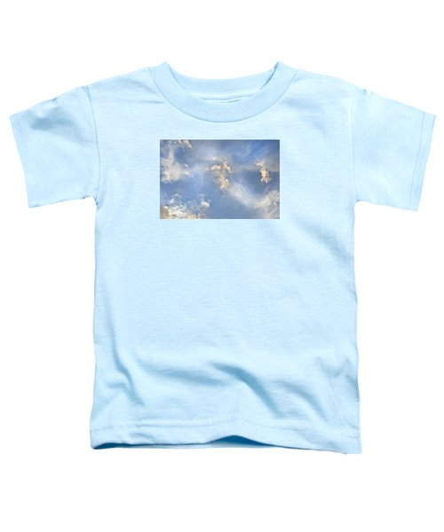 Dancing Clouds Toddler T-Shirt