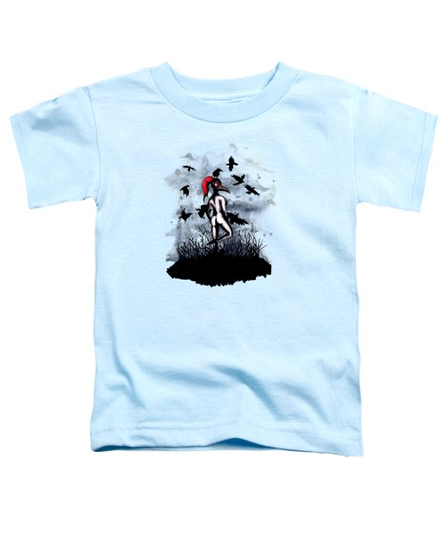 Dancing With Crows Toddler T-Shirt