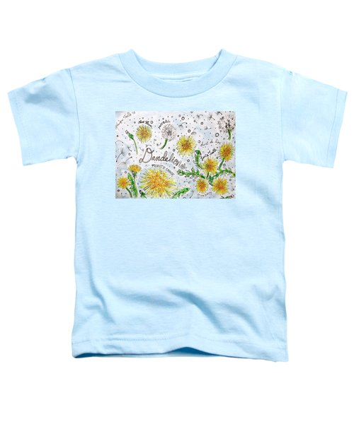 Dandelions Toddler T-Shirt
