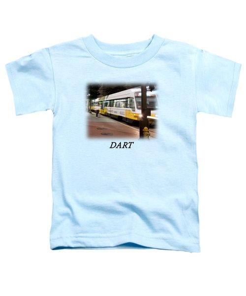 Dart V2 T-shirt Toddler T-Shirt by Rospotte Photography