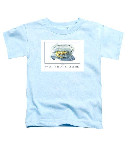 Dauphin Island, Alabama Toddler T-Shirt