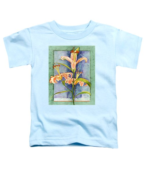 Day Lily Toddler T-Shirt