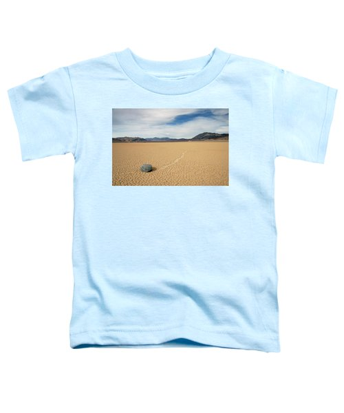 Death Valley Ractrack Toddler T-Shirt