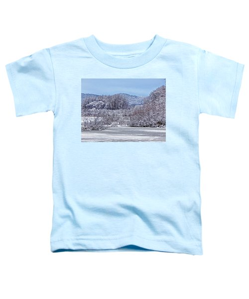 Deep In The Swamp Toddler T-Shirt