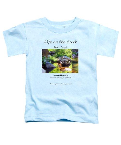 Deer Creek Ferns Toddler T-Shirt