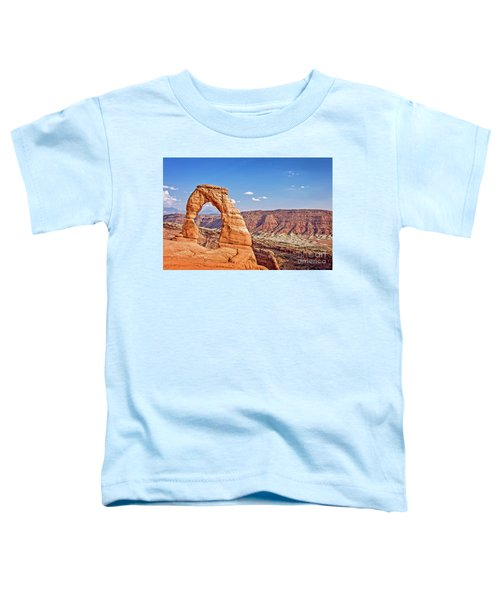 Delicate Arch Toddler T-Shirt