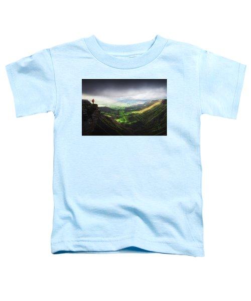 Delika Canyon Toddler T-Shirt