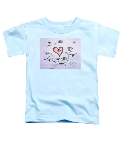 Delusional Enhancement Toddler T-Shirt