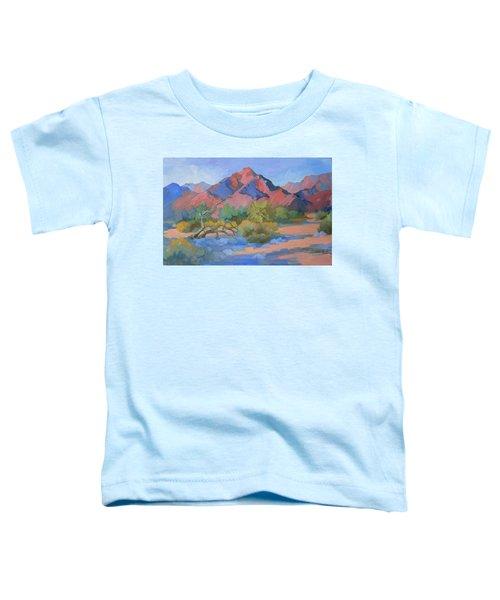 Desert Cycles Toddler T-Shirt