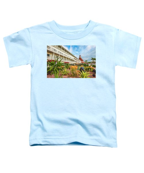 Desert Del Toddler T-Shirt