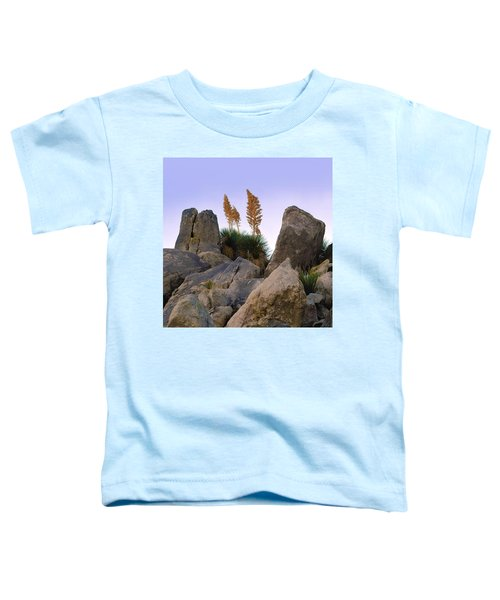 Desert Flags - Cropped Version Toddler T-Shirt