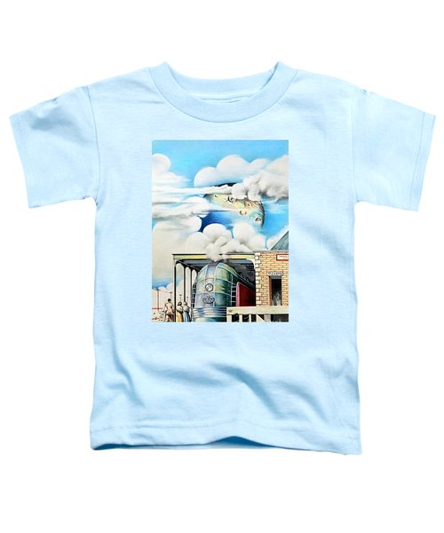 Desert Wind Toddler T-Shirt