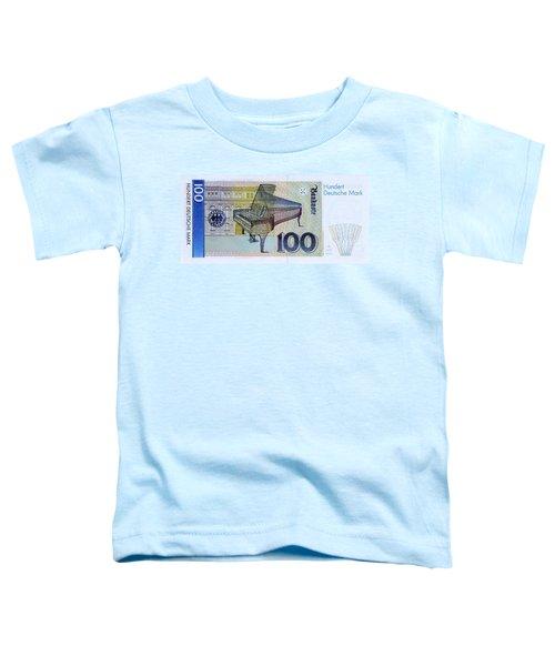 Deutsche Mark Toddler T-Shirt