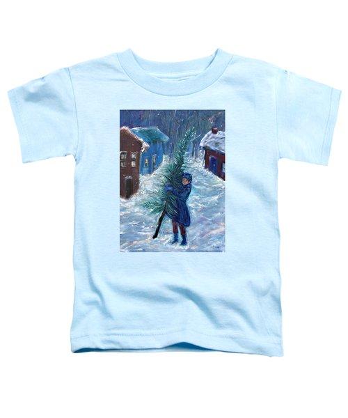 Dicken's Tale Toddler T-Shirt