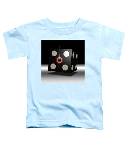 Five Die Toddler T-Shirt