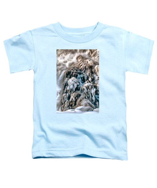 Dog Falls Toddler T-Shirt