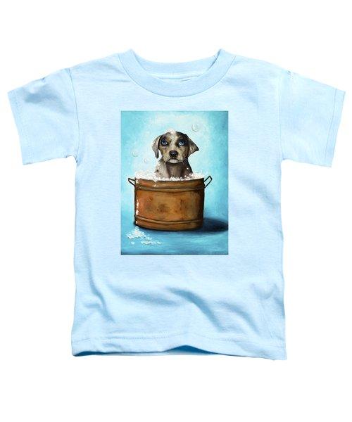 Dog N Suds Toddler T-Shirt