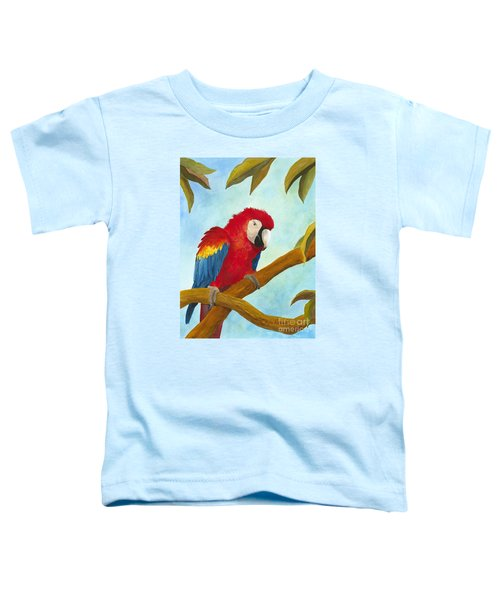 Dont Ruffle My Feathers Toddler T-Shirt