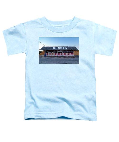 Donut Shop No Longer 3, Niceville, Florida Toddler T-Shirt