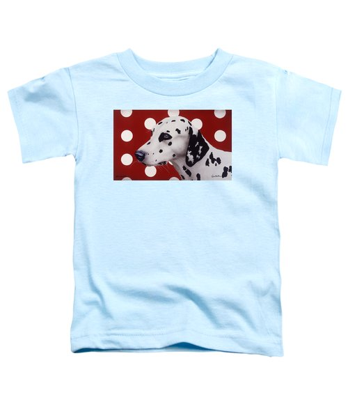 Dots And Spots... Toddler T-Shirt