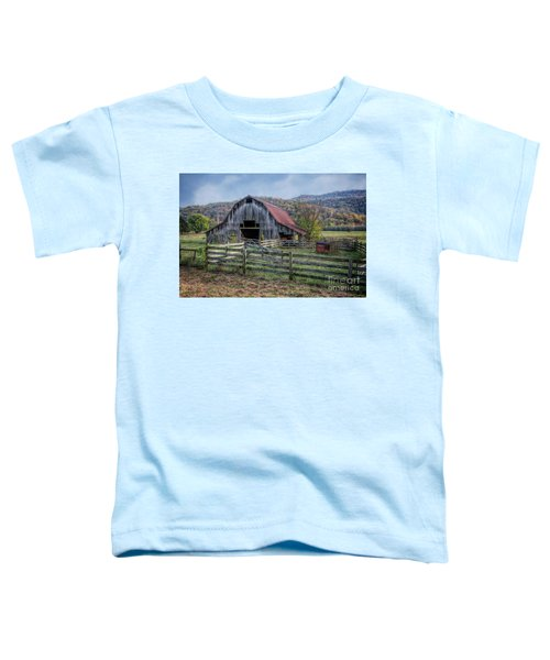 Down In The Valley Toddler T-Shirt