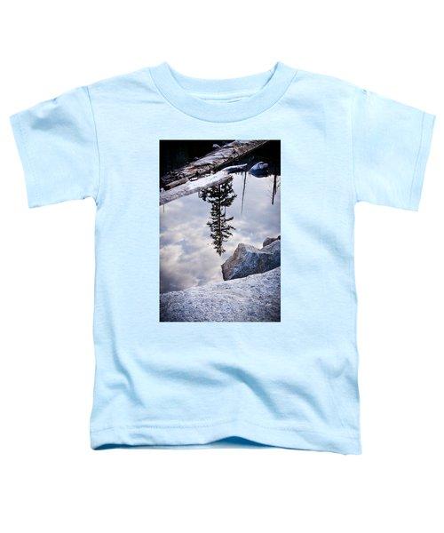 Downside Up Toddler T-Shirt