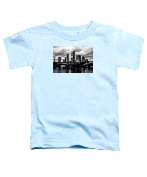 Downtown Tampa Toddler T-Shirt