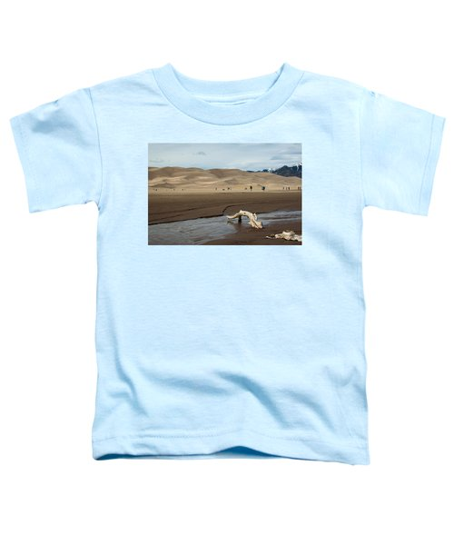 Drift Wood And Dunes Toddler T-Shirt