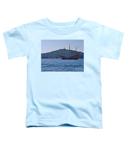 Dubrovniks Game Of Thrones  Toddler T-Shirt