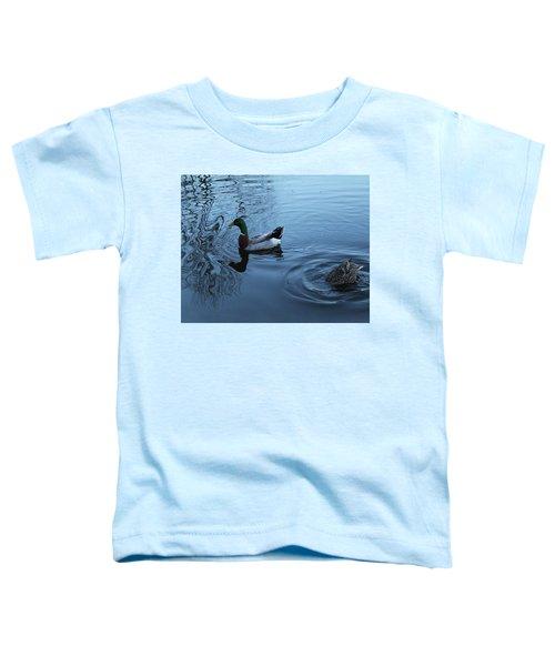 Mallard Duck Toddler T-Shirt