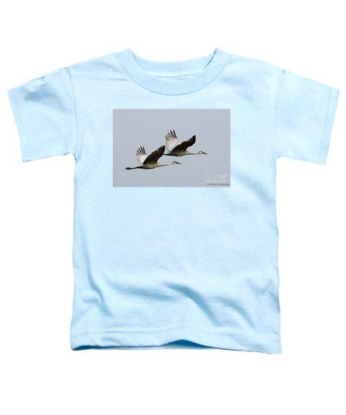 Dynamic Duo Toddler T-Shirt